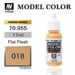 Farba Vallejo 70.955 Model Color 18 Flat Flesh