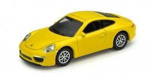 Porsche 911 Carrera S H0-1:87, Vollmer 41612, model metalowy