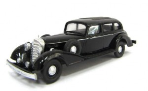 Mercedes-Benz 770 H0-1:87 limuzyna model 1938 r., Z&Z