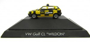 "Volkswagen Golf H0-1:87 CL ""Wildon"", Herpa"