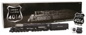 Parowóz Union Pacific Class 4000 Big Boy 4014 H0-1:87 ep. III, Rivarossi HR2753