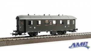 Wagon osobowy 3. kl. (ex Ci33) H0-1:87 PKP ep. III, Tillig 501917