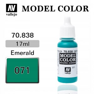 Farba Vallejo 70.838 Model Color 71 Emerald