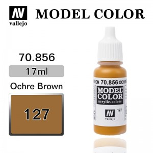 Farba Vallejo 70.856 Model Color 127 Ochre Brown