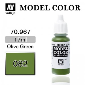 Farba Vallejo 70.967 Model Color 82 Olive Green