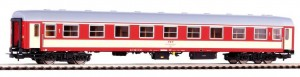 Wagon osobowy 1. kl. typ 112A H0-1:87 PKP ep. V, Piko 97601