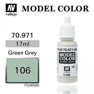 Farba Vallejo 70.971 Model Color 106 Green Grey