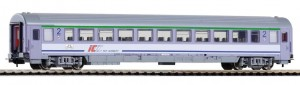 Wagon osobowy 2. kl. Bmz H0-1:87 PKP InterCity ep. VI, Piko 58662, HOBBY