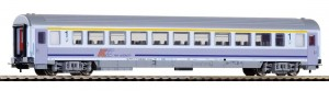 Wagon osobowy 1. kl. Ampz H0-1:87 PKP InterCity ep. VI, Piko 58663, HOBBY